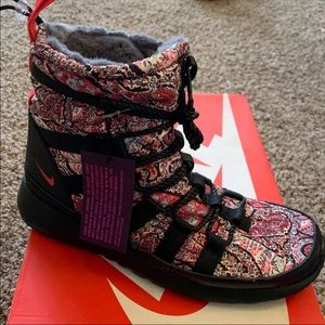 Nike rosherun high sneaker boot